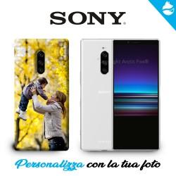 Cover Personalizzata Sony