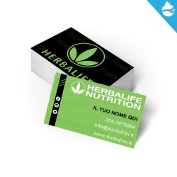 Herbalife business card
